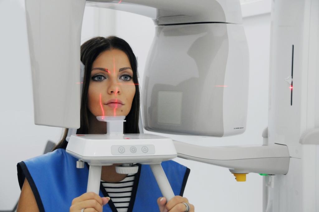 3D snimanje zuba